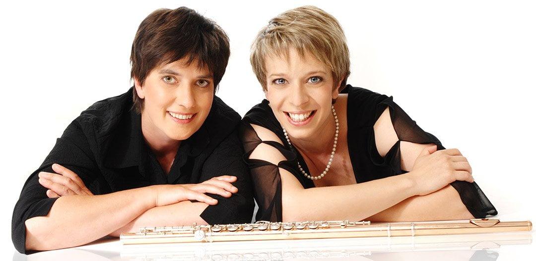 Miriam Terragni und Catherine Sarasin